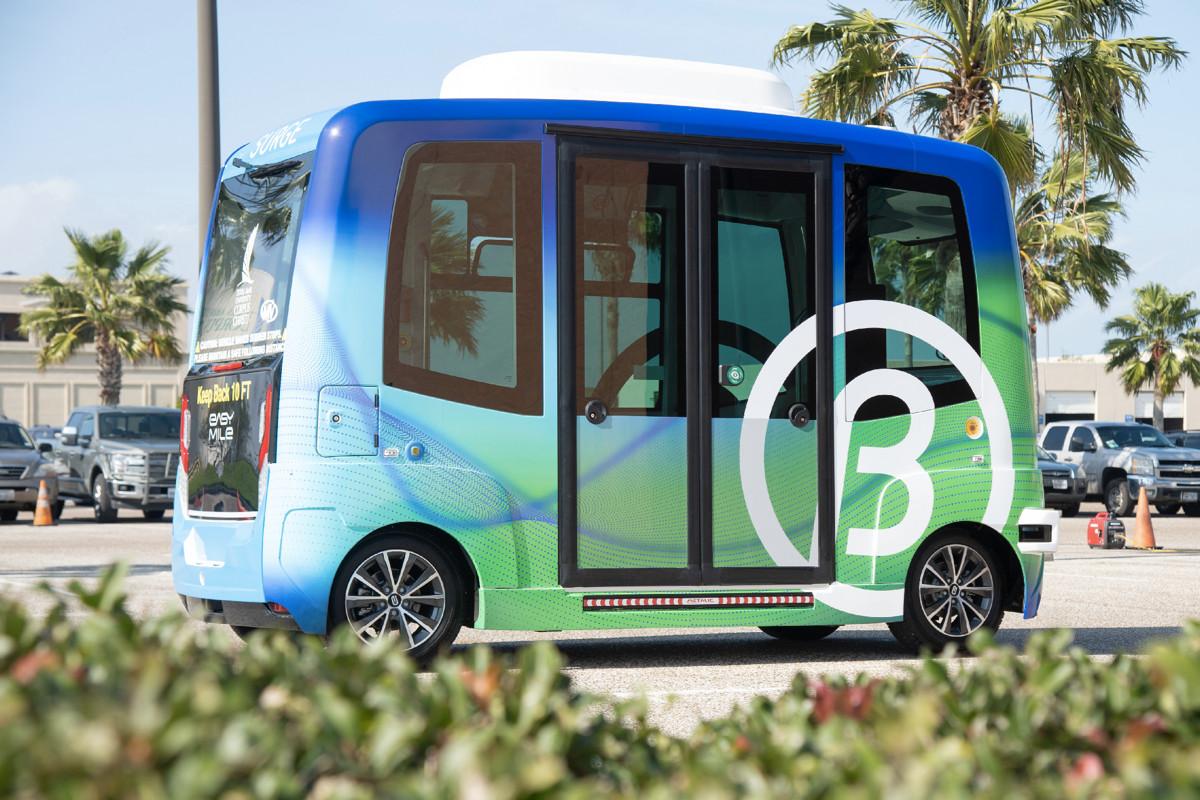 EasyMile : l'avenir de la conduite autonome