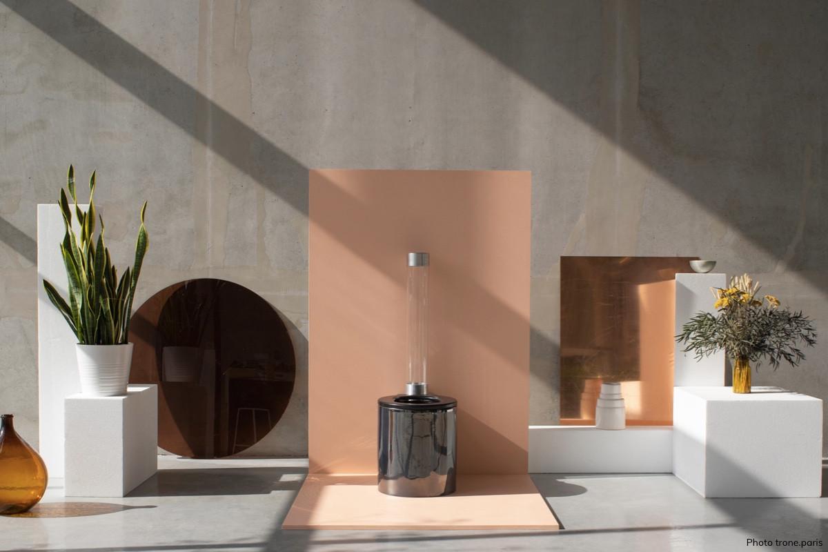 Trône, les toilettes design et françaises !